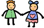 Children's Clothing - Clipart Image