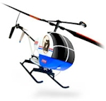Dragonfly RC Helicopter